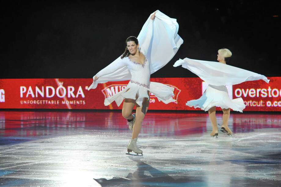 On Dec. 3, 2011, she perormedduring Caesars Tribute II: A Salute to the Ladies of the Ice at Boardwalk Hall in Atlantic City, N.J.. Photo: Jesse D. Garrabrant, Getty Images / 2011 Getty Images