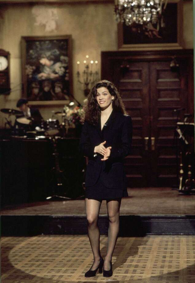 This is from her opening monologue on March 12, 1994. Photo: Alan Singer, Getty Images / © NBC Universal, Inc.