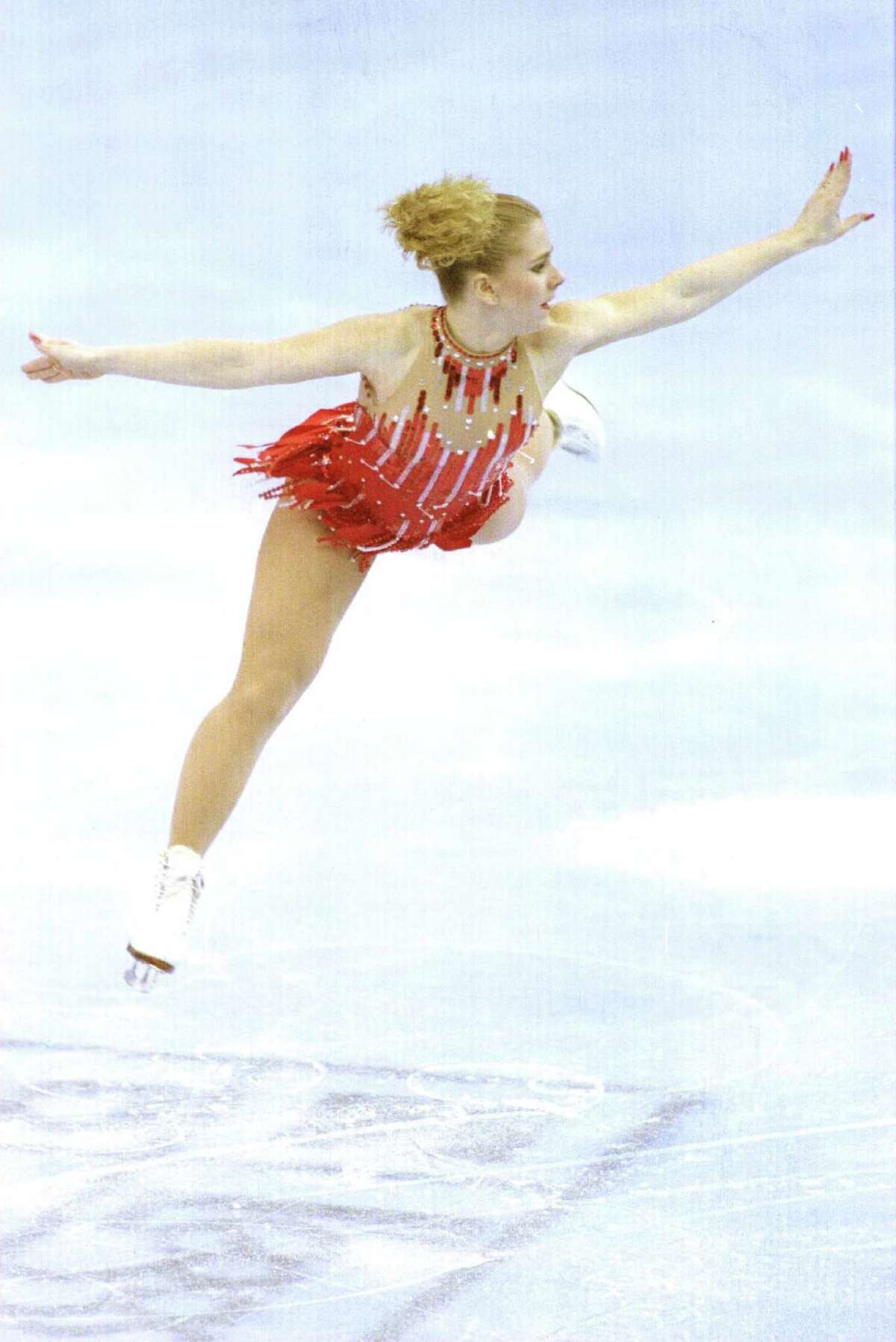 On Jan. 7, 1994, Harding was competing in the national figure skating championships in Detroit. It was a day after the attack on Kerrigan. Harding won, but her title was later stripped.