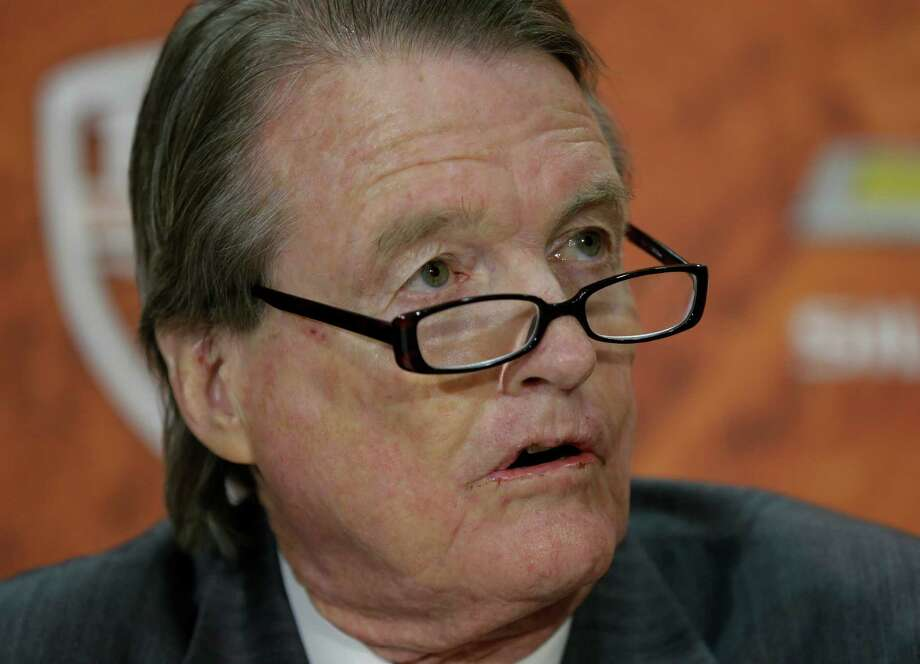 The reign of University of Texas President Bill Powers is coming to an end. Wednesday, the UT System Chancellor said he accepted Powers' resignation effective June 2, 2015. We took a look at different aspects of UT-Austin under Powers' leadership from the time he entered office in 2006 to now. Photo: Eric Gay, Associated Press / AP