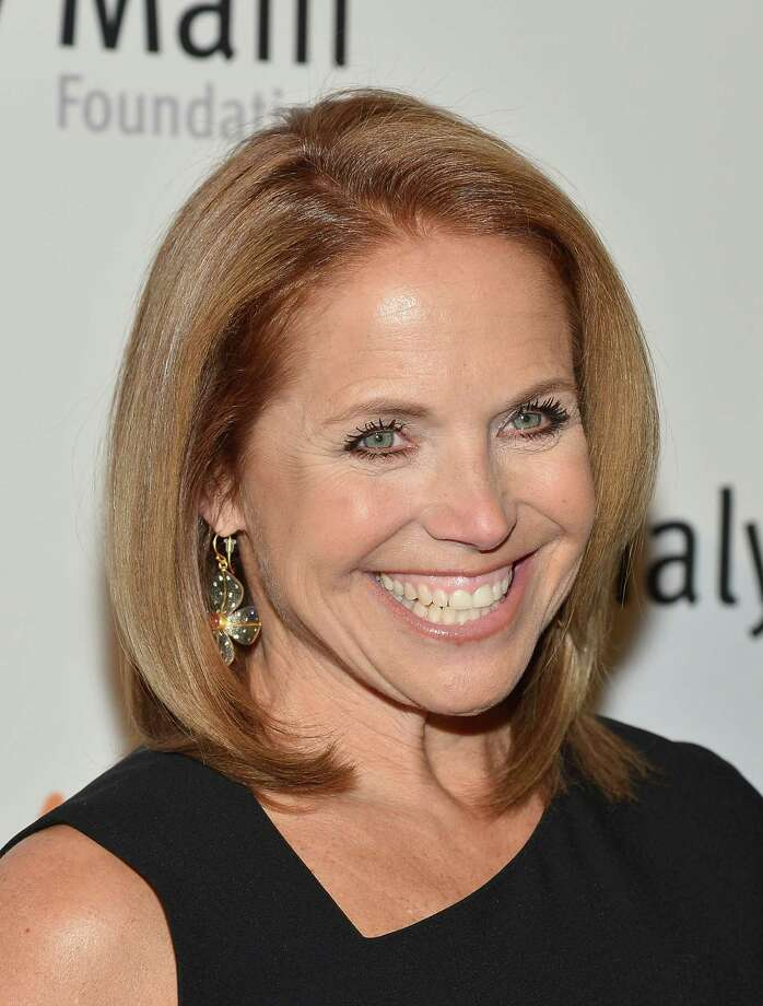 """FILE - NOVEMBER 25, 2013: It was reported that Katie Couric will anchor a news program for Yahoo! November 25, 2013 NEW YORK, NY - OCTOBER 23:  Journalist Katie Couric attends the Somaly Mam Foundation Gala """"Life Is Love"""" at Gotham Hall on October 23, 2013 in New York City.  (Photo by Mike Coppola/Getty Images for Somaly Mam Foundation) ORG XMIT: 181462745 Photo: Mike Coppola / 2013 Getty Images"""