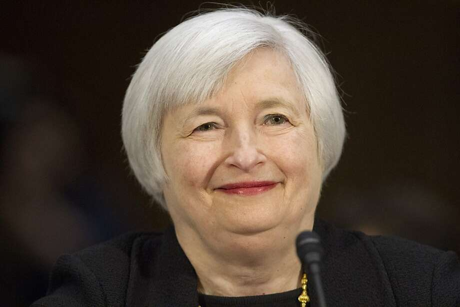 The Senate approved the choice of Janet Yellen to lead the Federal Reserve by a vote of 56-26. Photo: Jacquelyn Martin, Associated Press