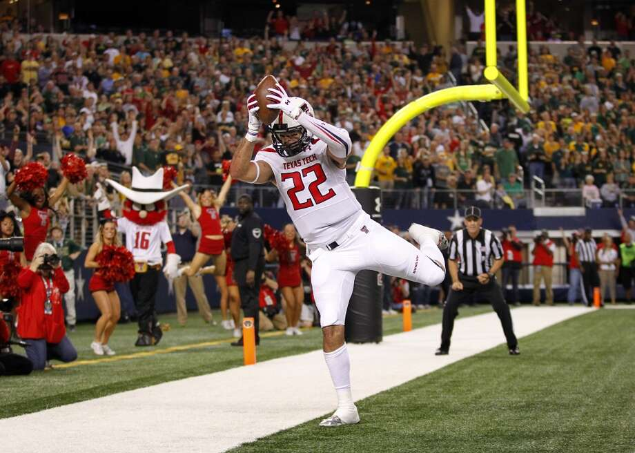 Jace Amaro  Position: Tight end  School: Texas Tech Photo: Tom Fox, Associated Press