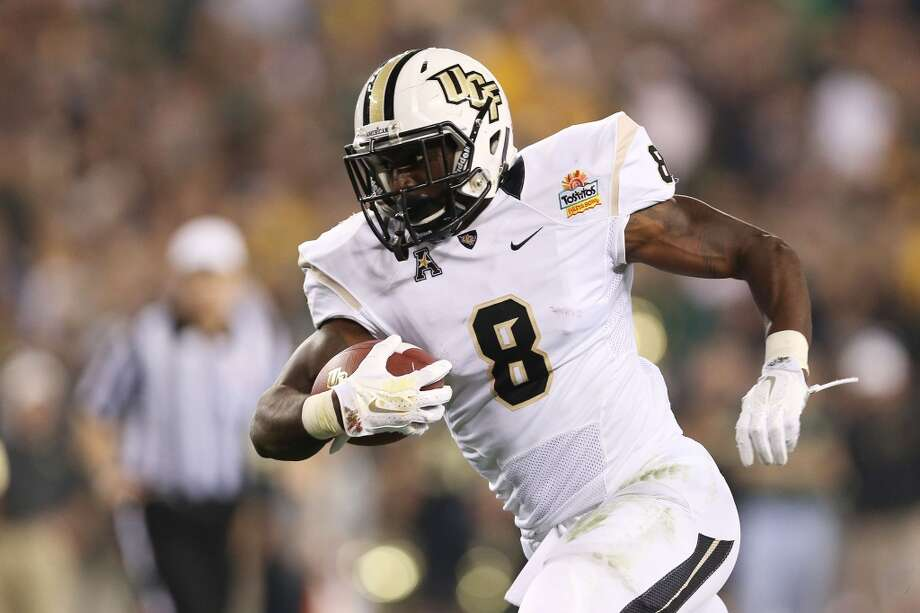 Storm Johnson  Position: Running back  School: UCF Photo: Christian Petersen, Getty Images