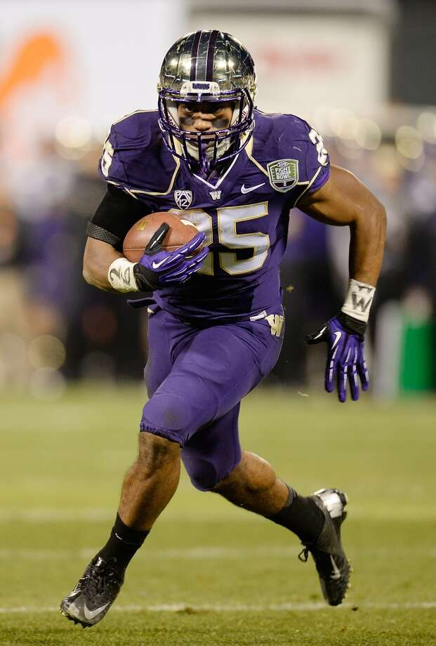 Bishop Sankey  Position: Running back  School: Washington Photo: Thearon W. Henderson, Getty Images