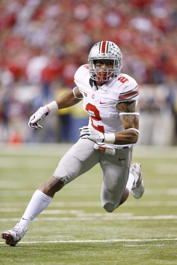 Ryan Shazier  Position: Linebacker  School: Ohio State Photo: Joe Robbins, Getty Images