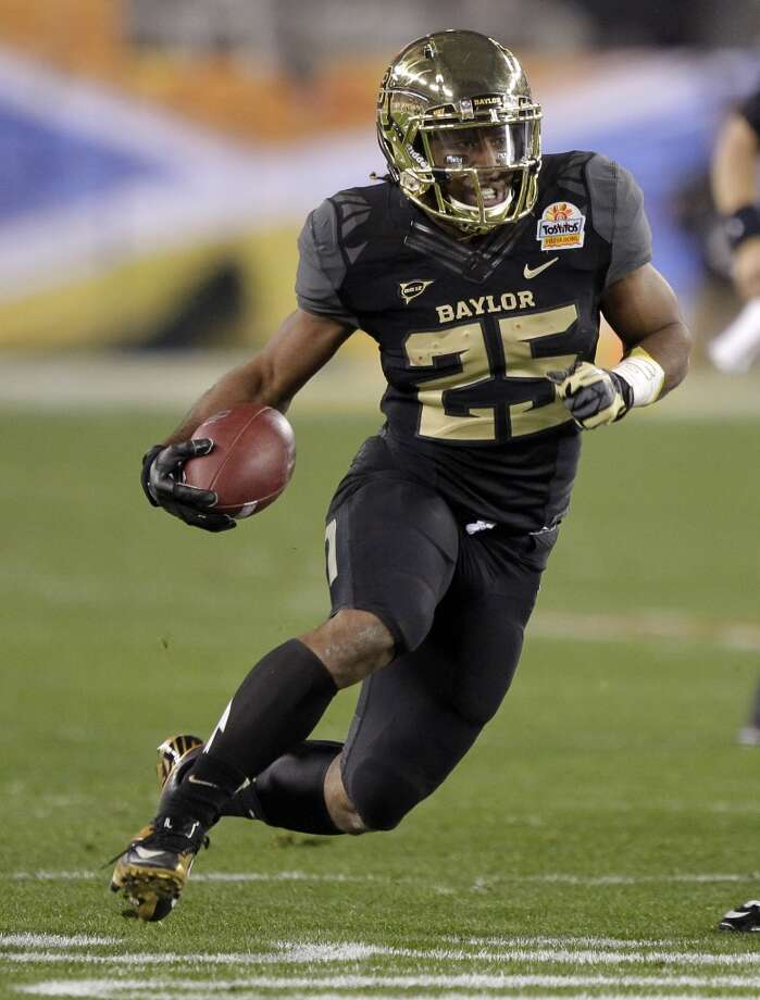 Lache Seastrunk  Position: Running back  School: Baylor Photo: Rick Scuteri, Associated Press