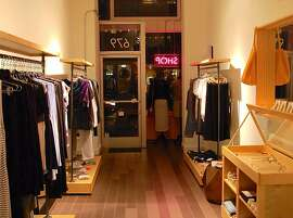 Legion is a new women's boutique in Chinatown.