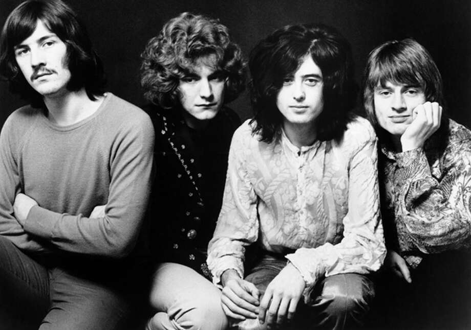 Led Zeppelin, GrammyNo doubt this band got a 'whole lotta love,' just not from the folks who dole out the Grammies.
