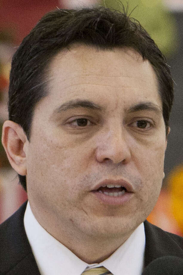 David G. Hinojosa is the Southwest regional counsel for the Mexican American Legal Defense and Educational Fund, or MALDEF, the nation's premier Latino civil rights law firm. Photo: File Photo, San Antonio Express-News / SAN ANTONIO EXPRESS-NEWS