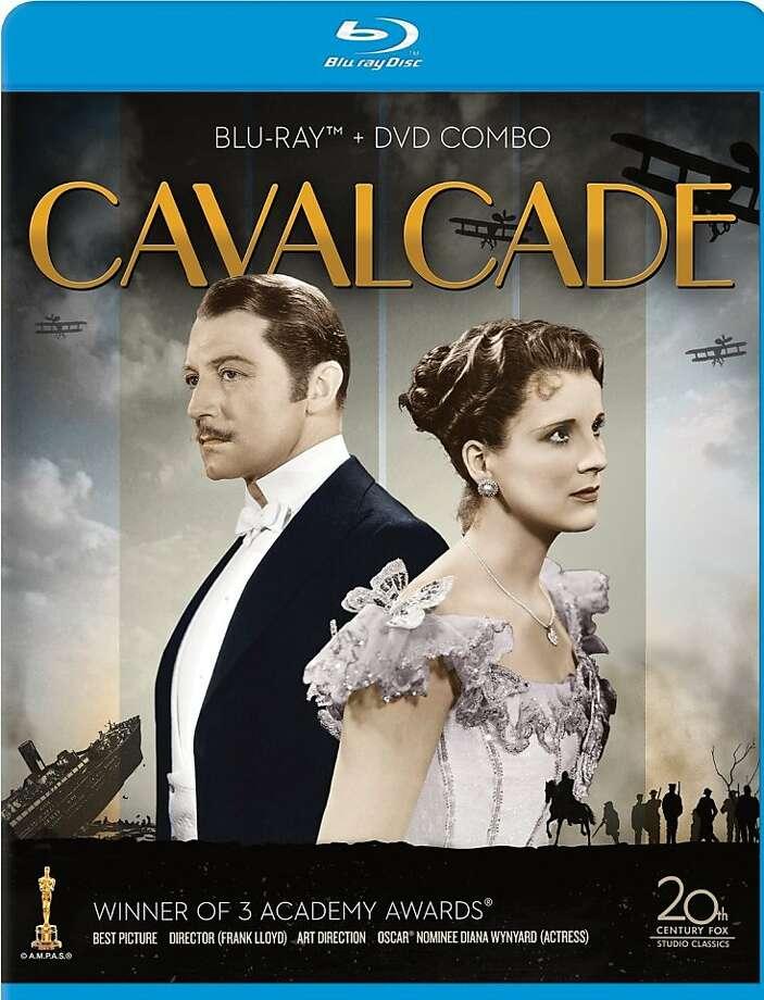 "dvd/blu-ray cover: ""Cavalcade"" Photo: 20th Century Fox, Amazon.com"