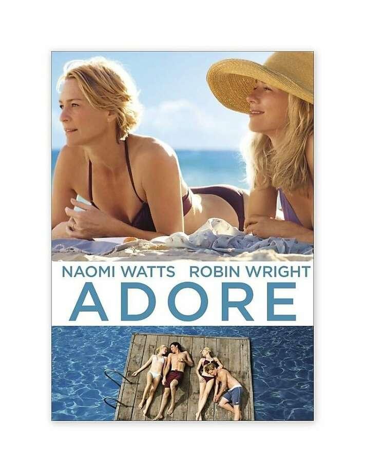 "dvd cover: ""Adore"" Photo: Paramount, Amazon.com"