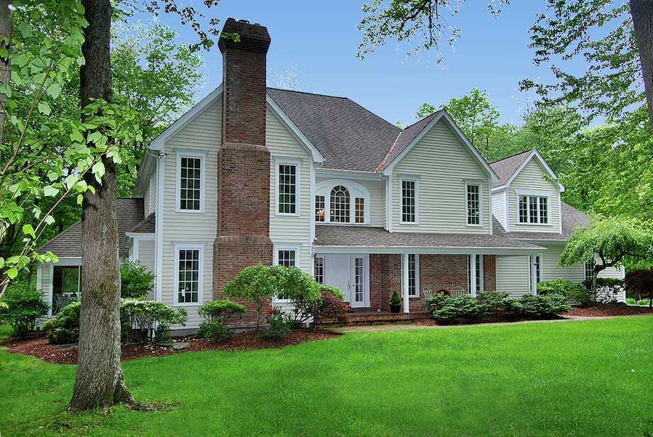 The house at 615 Mine Hill Road is on the market for $1,575,000. Photo: Contributed Photo / Fairfield Citizen contributed