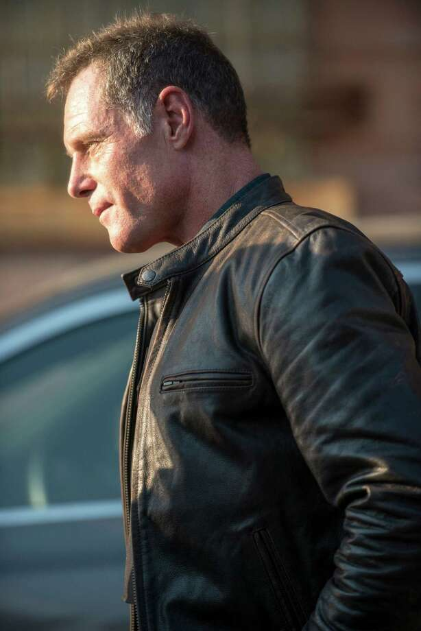 "Jason Beghe plays  Detective Hank Voight in ""Chicago P.D."" Photo: --, Still Photographer / 2013 NBCUniversal Media, LLC"