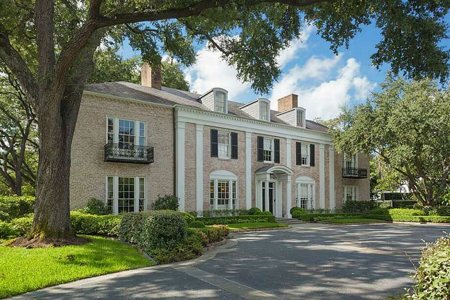 This home located at 2909 Inwood Dr. is currently listed for $7,800,000. Photo: Houston Association Of Realtors / HAR.com