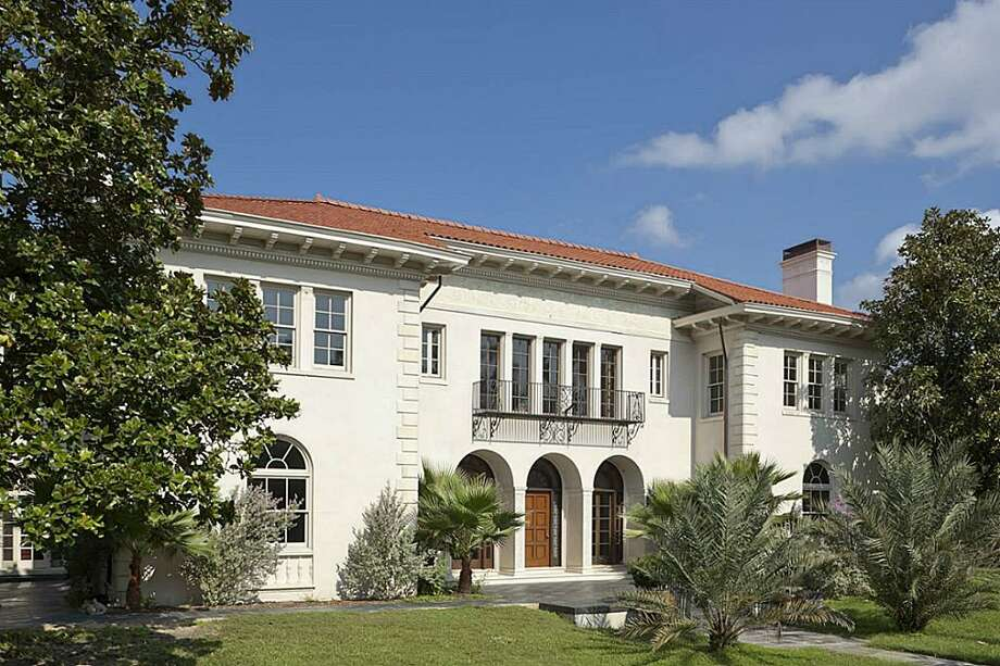 This home located at 1 Longfellow Lane is currently listed for $7,599,000. Photo: Houston Association Of Realtors / HAR.com
