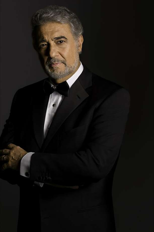 Plácido Domingo Photo: Greg Gorman/LA Opera