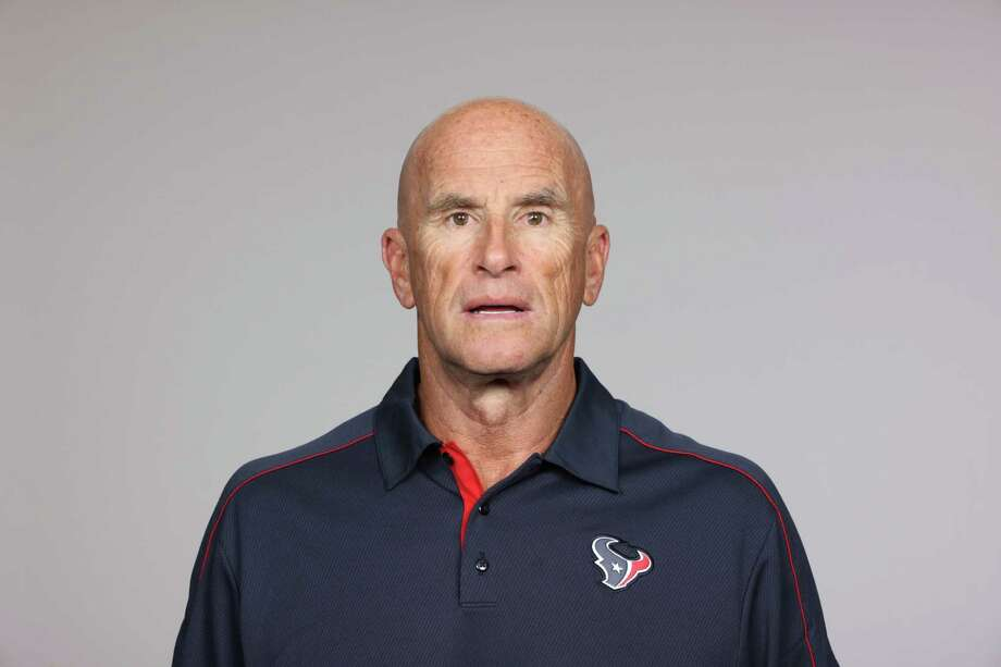 This is a 2013 photo of Bill Kollar of the Houston Texans NFL football team. This image reflects the Houston Texans active roster as of Thursday, June 20, 2013 when this image was taken. (AP Photo) Photo: Uncredited, FRE / AP2013