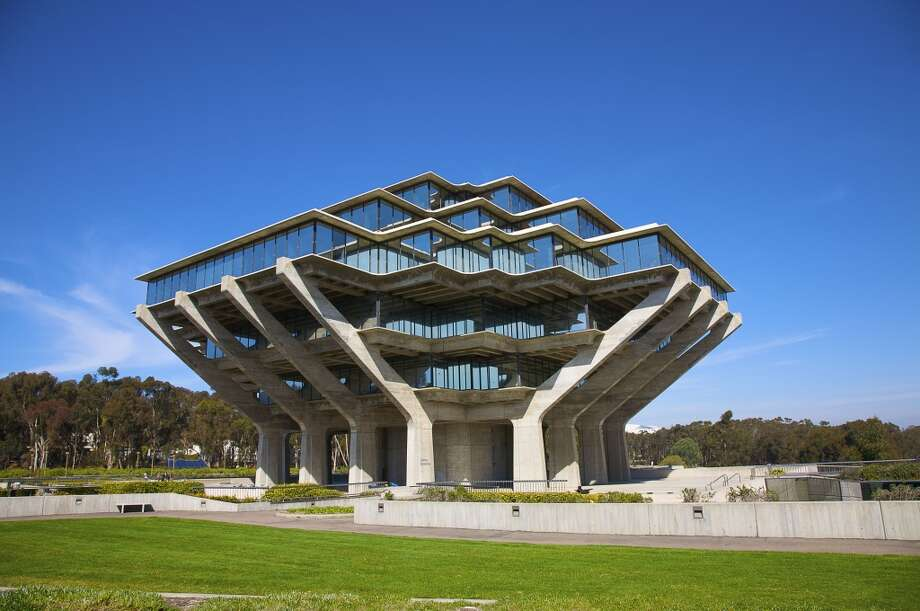14. University of California at San DiegoTotal cost per year (in-state): $26,701Total cost per year (out-of-state): $49,579Average debt at graduation: $20,474Credit:Kiplinger Photo: Barry Winiker, Getty Images