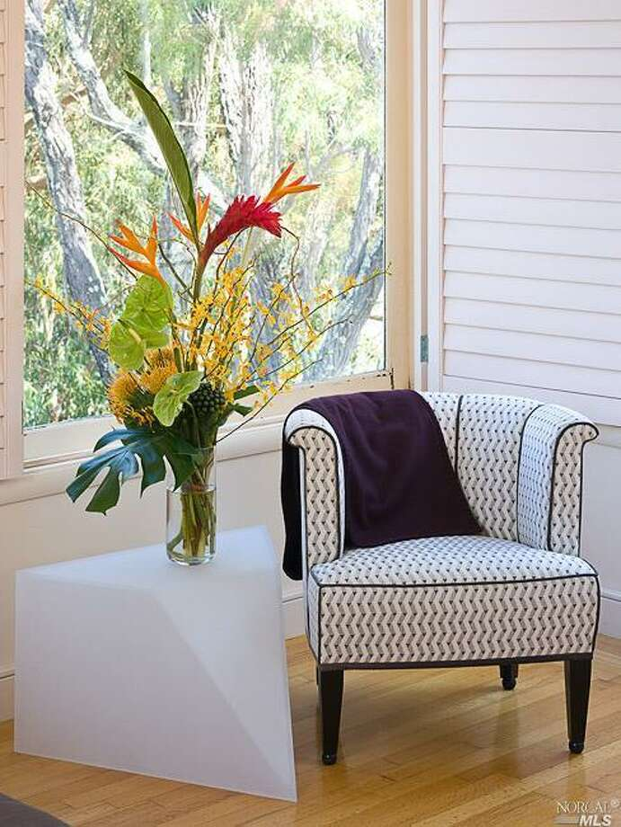 Staged corner!  Photos: MLS/Jean Pral, Pacific Union International