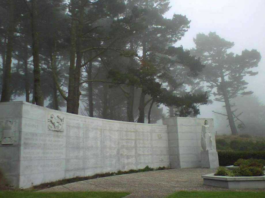 The War Memorial in SF's Presidio, by same architect. Photos: Public Domain