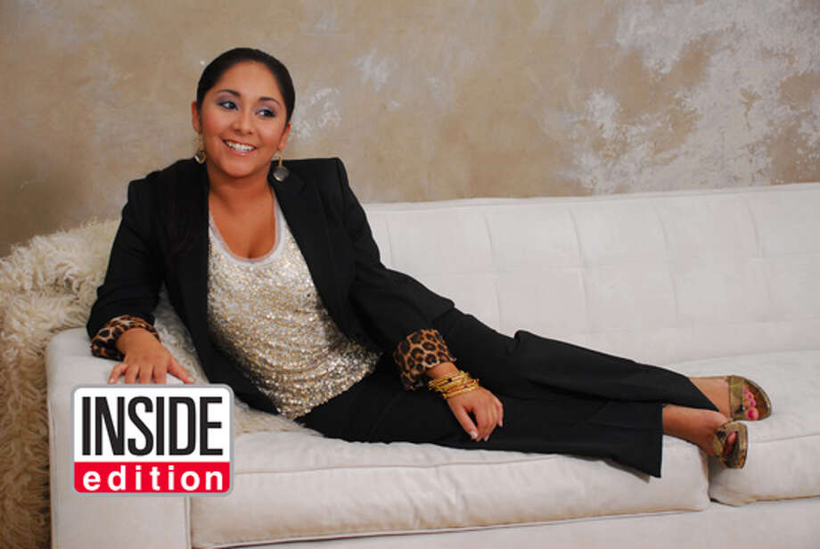 "Snooki, of MTV's ""The Jersey Shore"" fame, has gotten a makeover thanks to Inside Edition. Photo: Inside Edition"