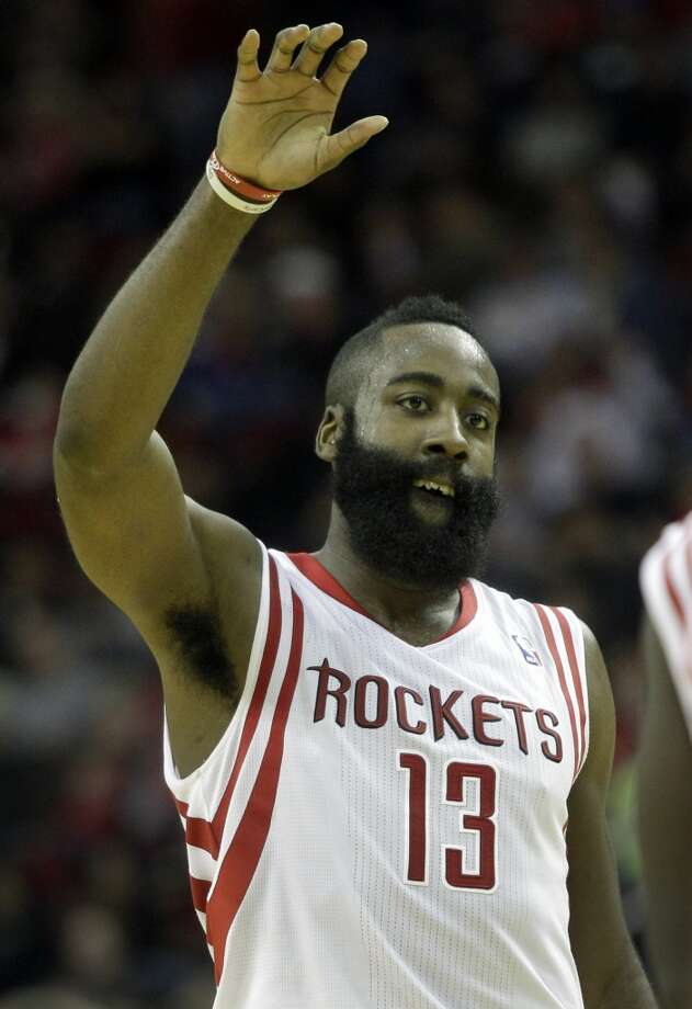 7. Houston Rockets (22-13)  December ranking: 7  Preseason ranking: 7  The Rockets have been treading water for so long it figures they would be in exactly the same spot in the rankings as a month ago. Like a team with its starters on the floor while the opponent goes to its bench, the Rockets need to make a move in January. Photo: Melissa Phillip, Houston Chronicle