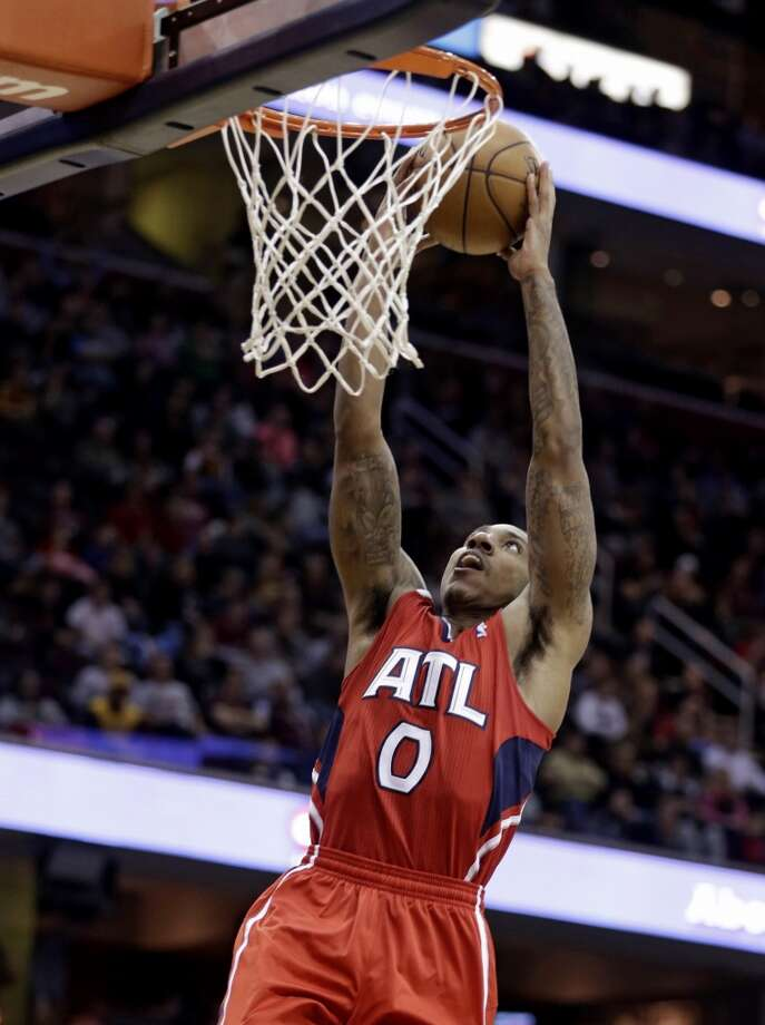 11. Atlanta Hawks (18-17)  December ranking: 17  Preseason ranking: 20  Paul Millsap's outstanding play has made up for the loss of Al Horford, with Pero Antic filling in at center. But the Hawks schedule gets considerably tougher this month. Photo: Tony Dejak, Associated Press
