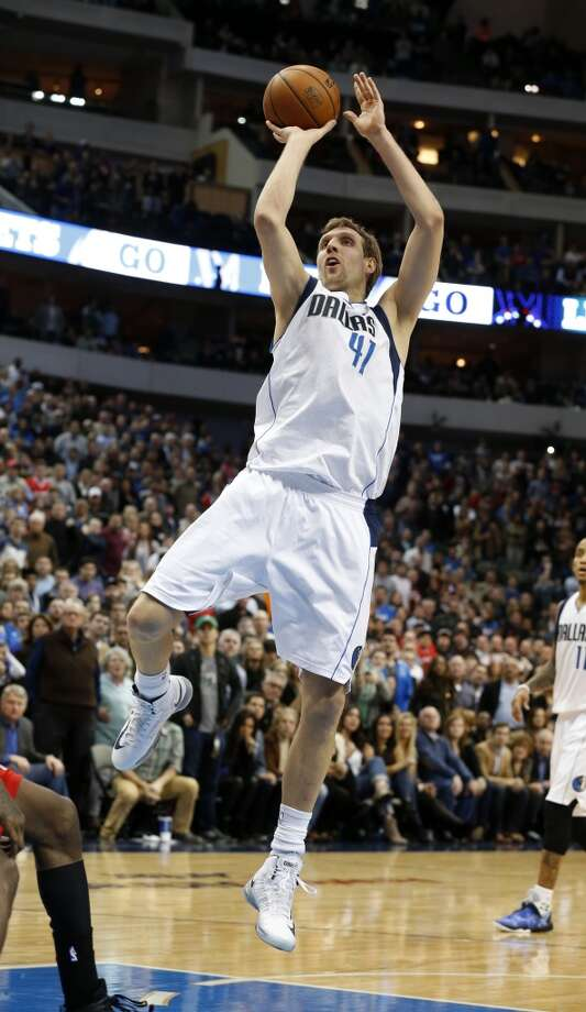 12. Dallas Mavericks (19-15)  December ranking: 10  Preseason ranking: 17The Mavericks can be among the league's most unpredictable teams with a high-scoring offense and shaky (at best) defense. The four-game home losing streak, however, drops them a few spots. Photo: Sharon Ellman, Associated Press