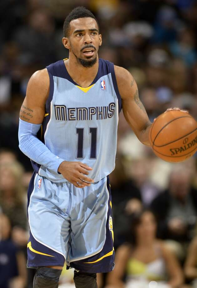 13. Memphis Grizzlies (15-18)  December ranking: 11  Preseason ranking: 11  The Grizzlies have not fallen off too badly without Marc Gasol and could get him back this month, but in the unforgiving West, they will face a very tough four-game homestand still short-handed. Photo: Jack Dempsey, Associated Press