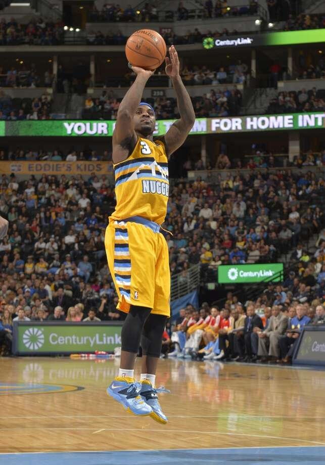 17. Denver Nuggets (16-17)  December ranking: 8  Preseason ranking: 14  The Nuggets lost eight straight and suspended Andre Miller for two games after his dustup with Brian Shaw. They won both games without him and should be able to get a good return if they deal him. Photo: Jack Dempsey, Associated Press