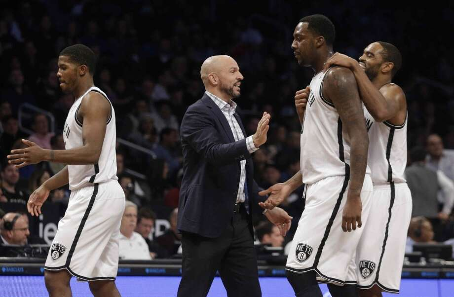 22. Brooklyn Nets (13-21)  December ranking: 25  Preseason ranking: 9The Nets have shown some signs of life, particularly with the buzzer-beater win in Oklahoma City. But Deron Williams is having ankle problems again which could make the upturn short-lived. Photo: Frank Franklin II, Associated Press