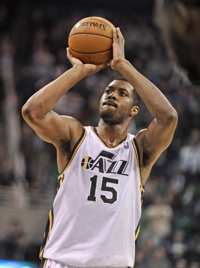 29. Utah Jazz (11-25)  December ranking: 27  Preseason ranking: 24  The Jazz are all about rebuilding and have three veterans with expiring contracts – Richard Jefferson, Brandon Rush and Marvin Williams to offer. Photo: Gene Sweeney Jr., Associated Press