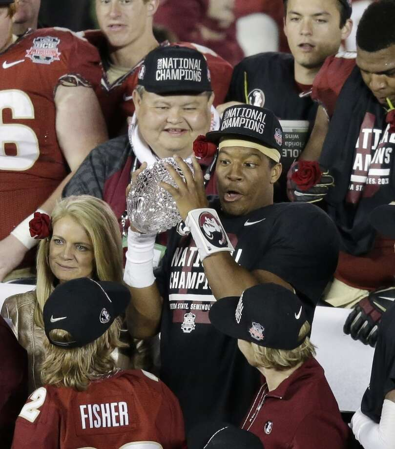 1. Florida State (14-0) Previous ranking: 1 Photo: Gregory Bull, Associated Press