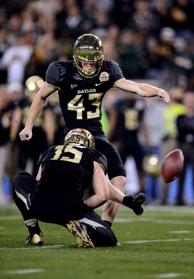 13. Baylor (11-2) Previous ranking: 6 Photo: Jennifer Stewart, Getty Images