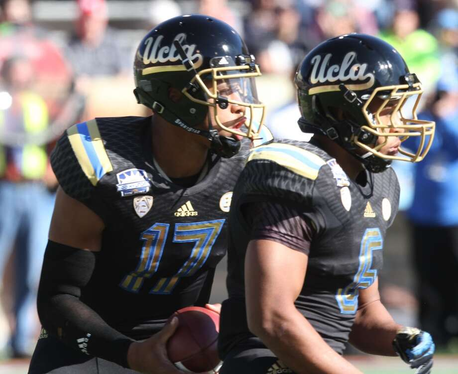 16. UCLA (10-3) Previous ranking: 17 Photo: Victor Calzada, Associated Press