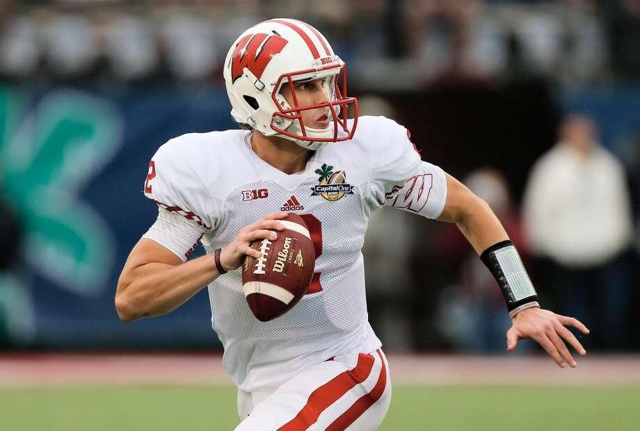22. Wisconsin (9-4) Previous ranking: 19 Photo: Scott Halleran, Getty Images