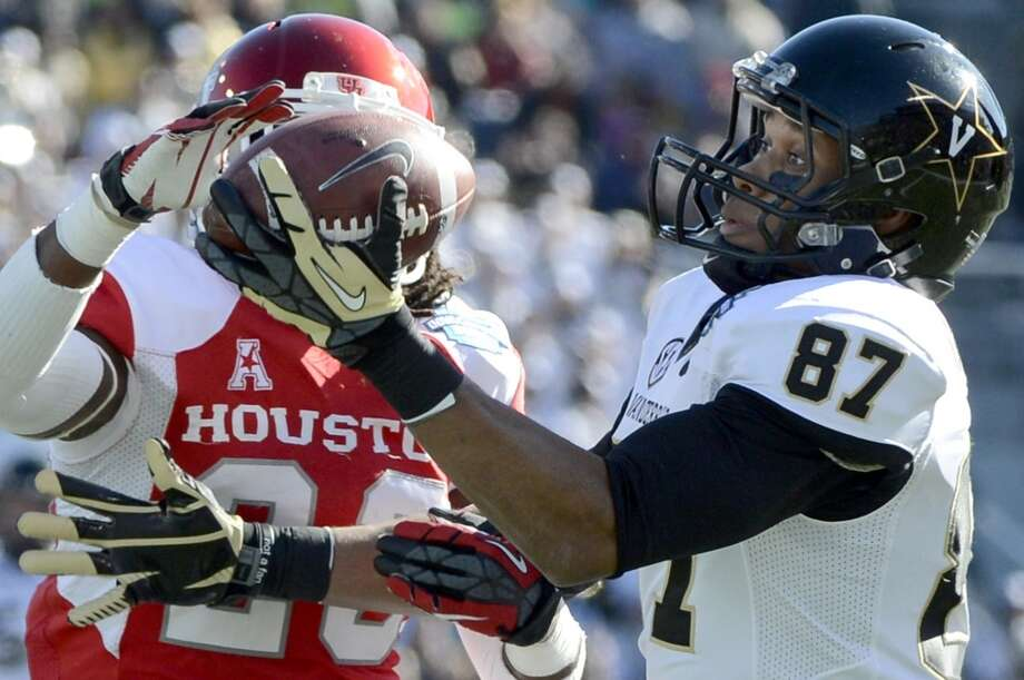 24. Vanderbilt (9-4) Previous ranking: 29 Photo: Mark Almond, Associated Press