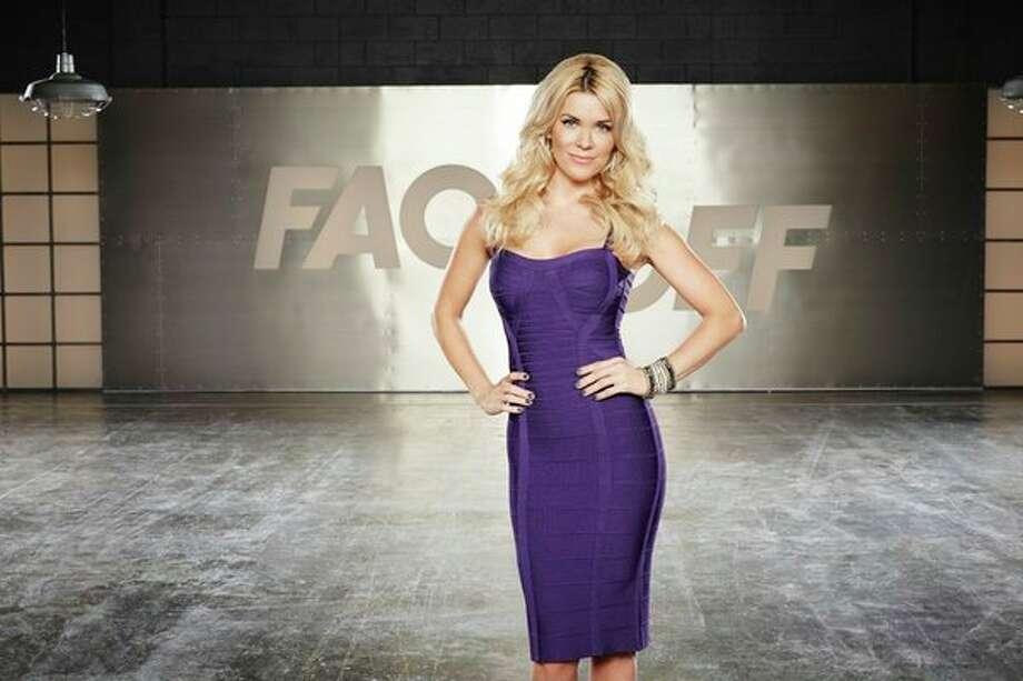 """Face Off"" begins on January 14th at 8 p.m. on Syfy. Photo: Syfy, Tommy Garcia/Syfy / 2013 Syfy Media, LLC"