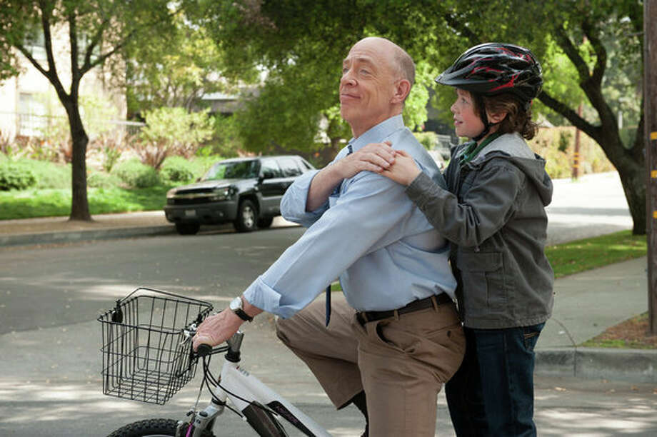 """Growing Up Fisher"" (8:30 p.m. Tuesdays, NBC; Feb. 25): The Fisher family — consisting of a blind dad (J.K. Simmons), a mom who refuses to grow up (Jenna Elfman), their frustrated teenage daughter, 11-year-old son and a dog named Elvis — actually grows closer after divorce. Photo: NBC, Colleen Hayes/NBC / 2013 NBCUniversal Media, LLC"