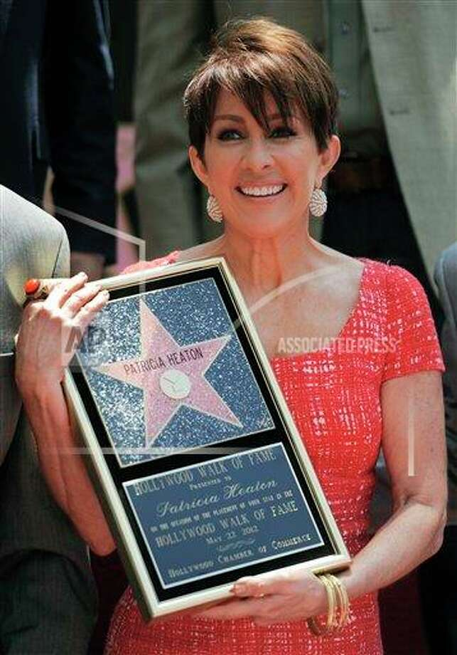 Patricia Heaton. Photo: AP