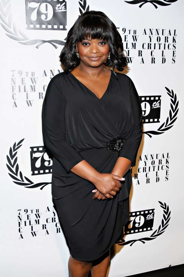 Octavia Spencer attends the 2013 New York Film Critics Circle Awards Ceremony at The Edison Ballroom on January 6, 2014 in New York City. Photo: Cindy Ord, Getty Images
