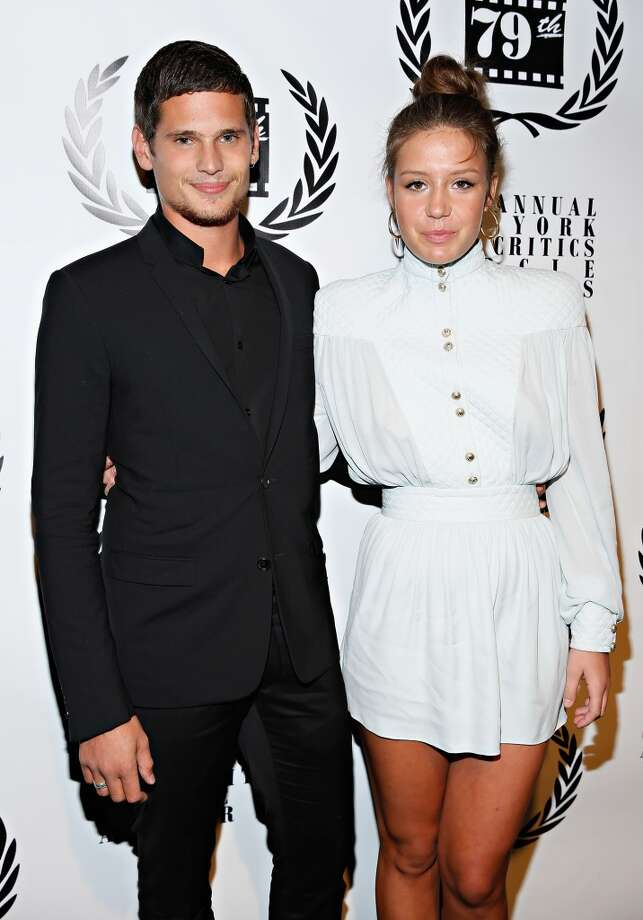 Actors Jamie Laheurte (L) and Adele Exarchopoulos attend the 2013 New York Film Critics Circle Awards Ceremony at The Edison Ballroom on January 6, 2014 in New York City. Photo: Cindy Ord, Getty Images