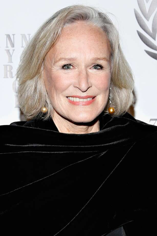 Actress Glenn Close was born in Greenwich.   Photo: Cindy Ord, Getty Images