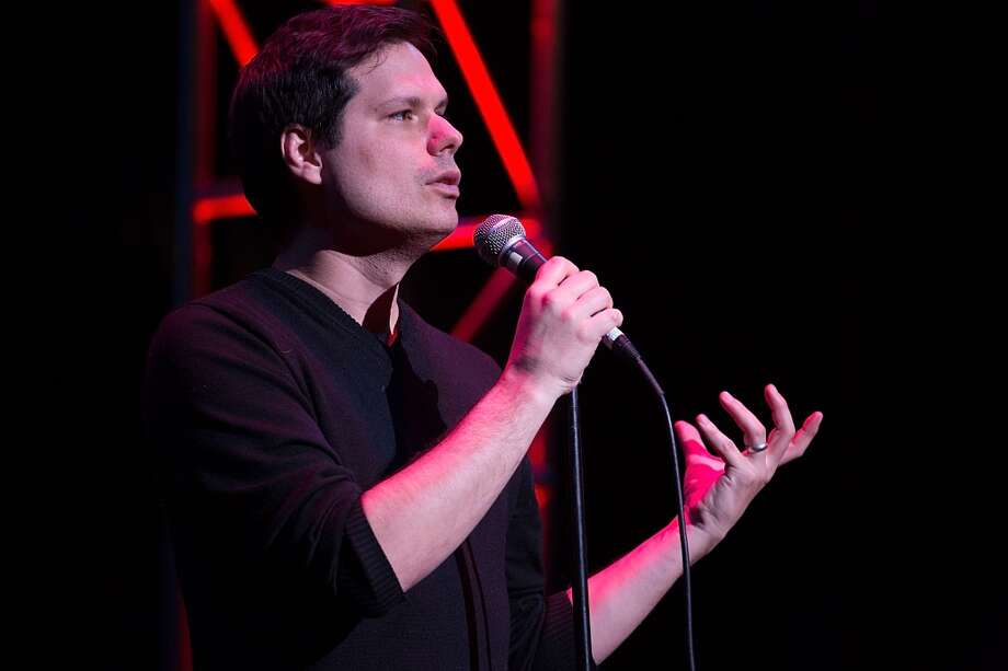 AUSTIN, TX - APRIL 26:  Comedian Michael Ian Black performs on stage during the Moontower Comedy Festival at the Paramount Theatre on April 26, 2013 in Austin, Texas.  (Photo by Rick Kern/WireImage) Photo: Rick Kern, WireImage