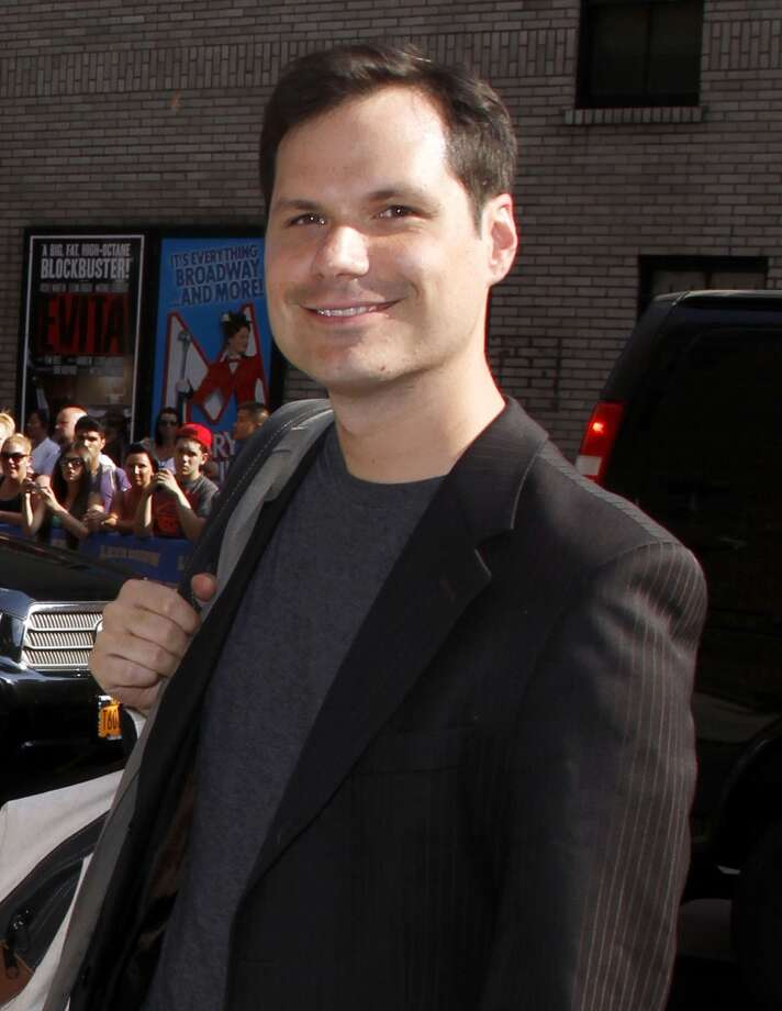 "NEW YORK, NY - JUNE 20: Michael Ian Black arrives for ""The Late Show with David Letterman"" at Ed Sullivan Theater on June 20, 2012 in New York City. (Photo by Donna Ward/Getty Images) Photo: Donna Ward, Getty Images"