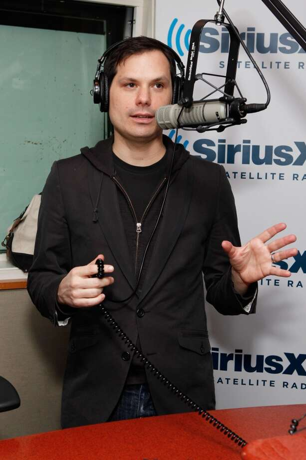 NEW YORK, NY - FEBRUARY 28:  Actor/comedian Michael Ian Black visits SiriusXM's Raw Dog Comedy station at SiriusXM Studio on February 28, 2012 in New York City.  (Photo by Cindy Ord/Getty Images) Photo: Cindy Ord, Getty Images
