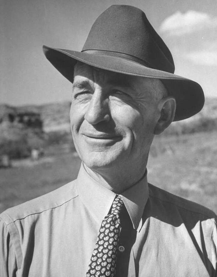 Miles Bivius, the owner of a ranch near Amarillo, is pictured.  (Photo by Alfred Eisenstaedt/Pix Inc./Time Life Pictures/Getty Images) Photo: Alfred Eisenstaedt, Time & Life Pictures/Getty Image / Time Life Pictures