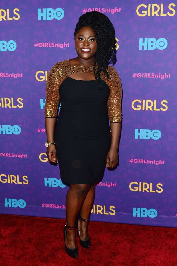 "Actress Danielle Brooks attends the ""Girls"" season three premiere at Jazz at Lincoln Center on January 6, 2014 in New York City. Photo: Andrew H. Walker, Getty Images"