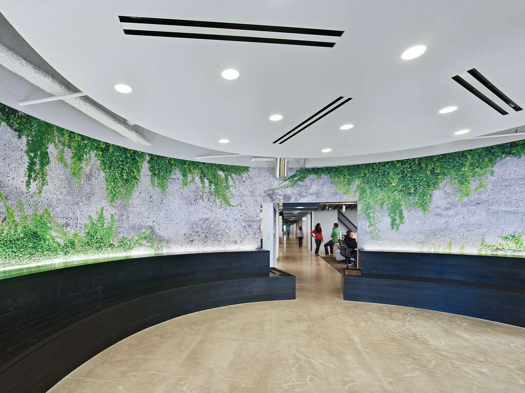 The Park Is Pandoras Largest And Most Unconventional Meeting Space Circular Room